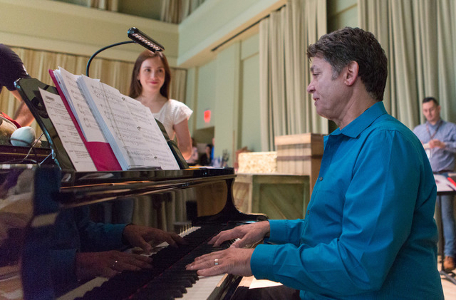"Jessica Fontana, who plays Cassie Purdy in ""Idaho! The Comedy Musical,"" joins co-composer and musical director Keith Thompson at the piano for a run-through of the ballad ""Instead."" The show opens ..."
