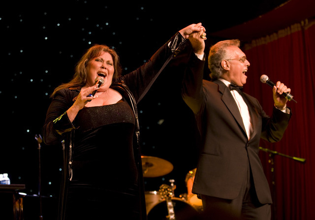 """Jeneane Marie, left, and Victor Moea perform in """"I Know I Came in Here For Something"""" at the Gold Coast Aug. 20, 2010. The Gateway Arts Foundation and Dr. Carole Altman are scheduled to present th ..."""