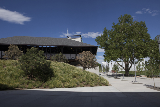 """The Utah Shakespeare Festival's new """"Wooden O"""" — the Engelstad Shakespeare Theatre — joins two other theaters and the Southern Utah Museum of Art in the Beverley Taylor Sorenson Center for the ..."""