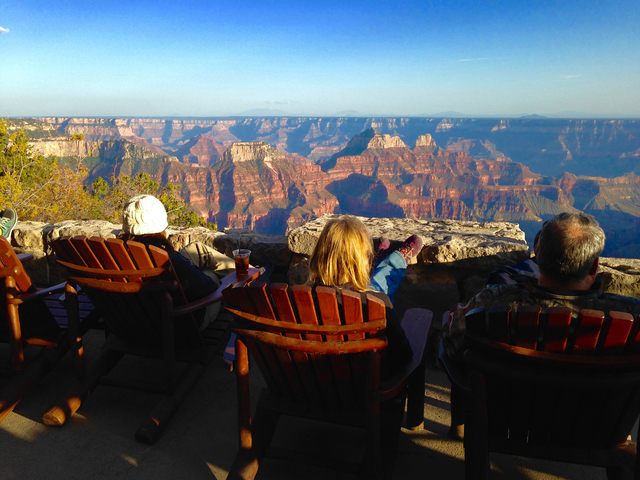 Grand Canyon S North Rim S Permanence And Solitude Make For A