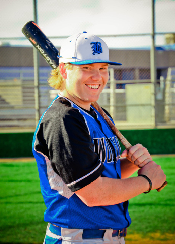 IF Jack Wold, Basic: The junior first baseman batted .446 with 16 doubles, five homers and 45 RBIs to help the Wolves to their first state title since 1987. Made the Division I All-Southern Nevada ...