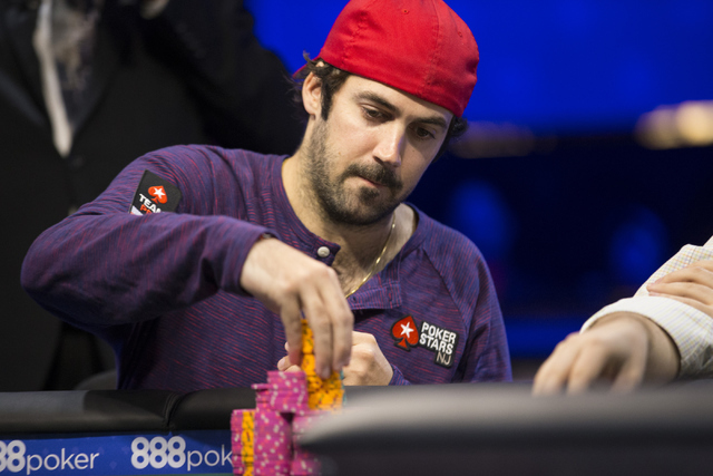 Jason Mercier won the World Series of Poker's $10,000 buy-in H.O.R.S.E. Championship early Saturday at the Rio Convention Center. It was his second tournament win this summer and fifth career WSOP ...