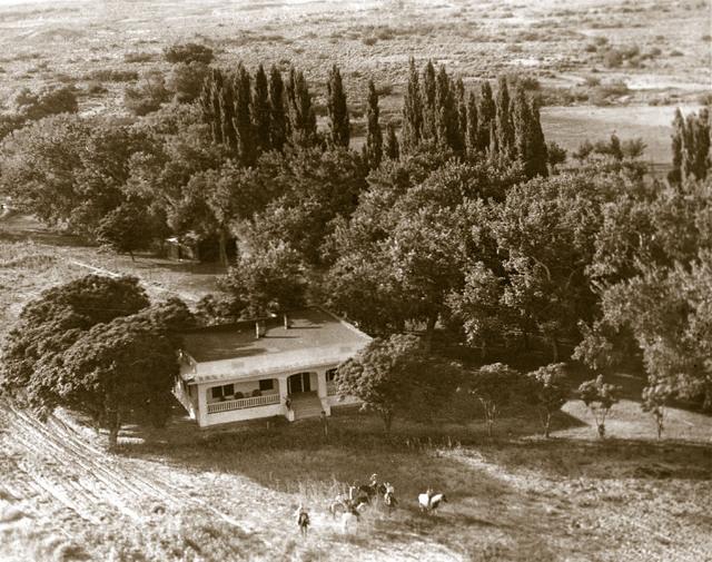 Kiel Ranch 1976 (UNLV Library Special Collections)