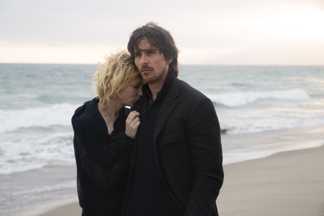 "Cate Blanchett and Christian Bale star in ""Knight of Cups."" (Melinda Sue Gordon / Broad Green Pictures)"