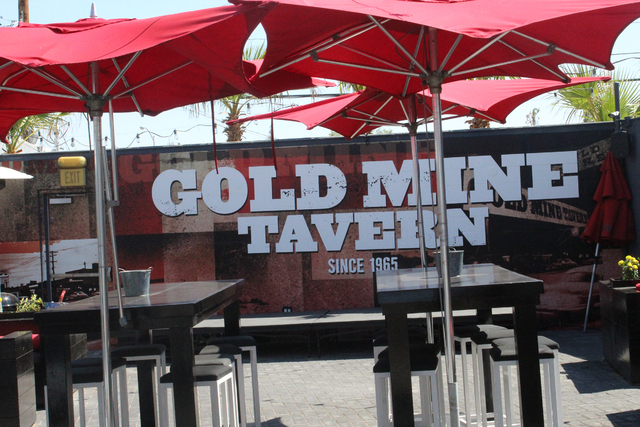 The Gold Mine Tavern has been one of the long-running businesses on Water Street. The area is going through revitalization as the city attempts to draw more businesses. Michael Lyle/ View