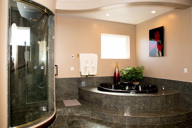 The master bath. (TONYA HARVEY/REAL ESTATE MILLIONS)