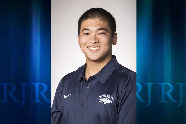 Marc Ma. (Courtesy University of Nevada)