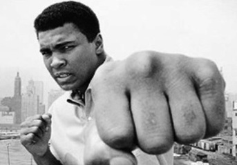 Muhammad Ali died June 3 at age 74. Special to View