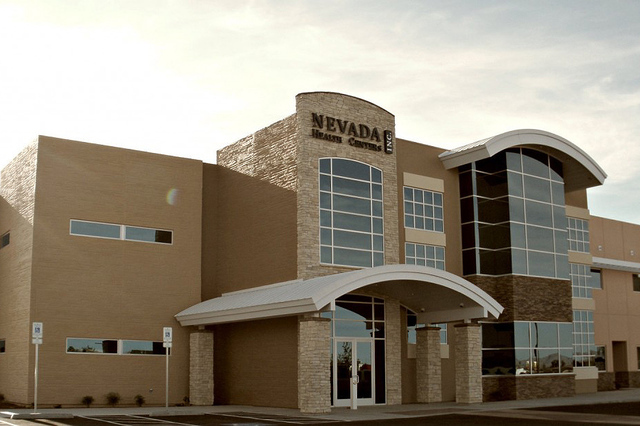 The Nevada Health Centers Inc. building at 1799 Mount Mariah Drive Las Vegas. (Facebook)