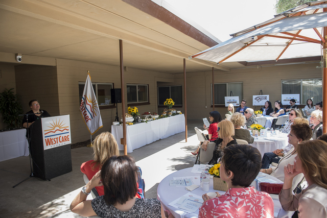 WestCare Nevada hosted a dedication event at the newly renovated Women and Children's Campus May 19, 2016. Capital improvements were made possible through a $350,000 competitive grant from  ...