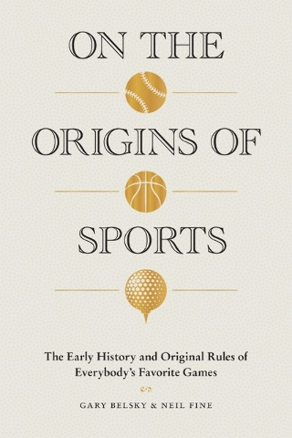 """On the Origins of Sports"" shares the backstory for athletic endeavors from basketball to hockey. Special to View"