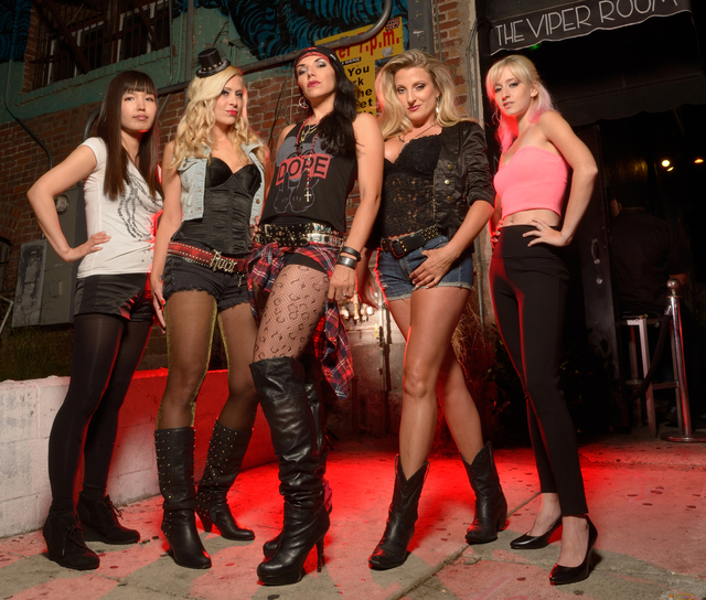 Paradise Kitty — All Female Tribute to Guns N' Roses is set for June 24 and 25 at the Cannery, 2121 E. Craig Road. Special to View
