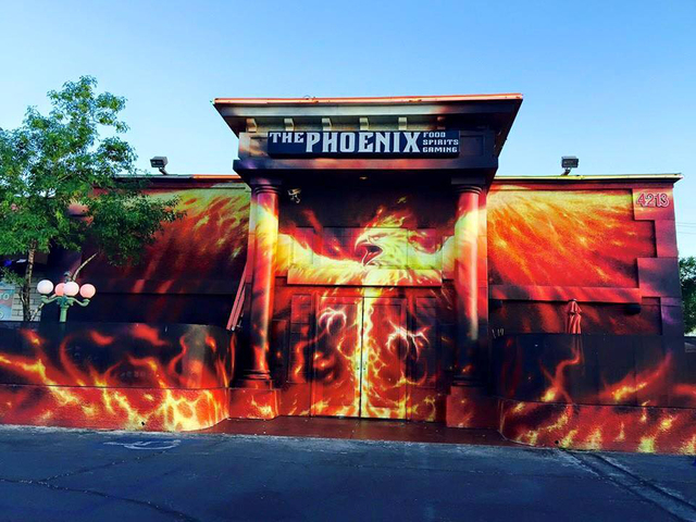 The Phoenix Bar & Lounge is shown at 4213 W. Sahara Ave. (Facebook/Courtesy)