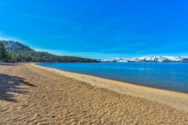 Lake Tahoe. (COURTESY)