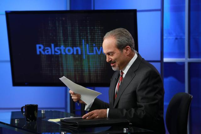 """Jon Ralston on PBS' """"Ralston Live"""" (Facebook)"""
