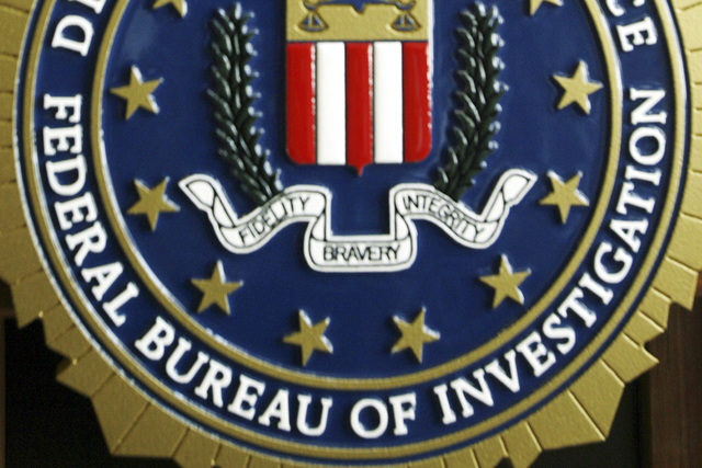 The U.S. Federal Bureau of Investigation (FBI) is seen in this January 31, 2008 file photo. (Chor Sokunthea/Reuters)