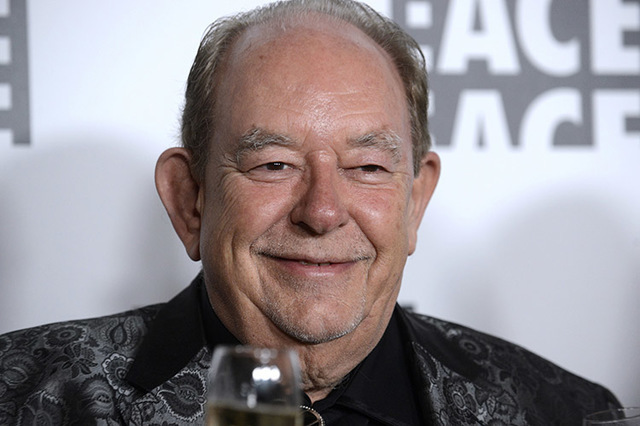 Television personality Robin Leach attends the 65th annual ACE Eddie Awards in Beverly Hills, California January 30, 2015. (Phil McCarten/Reuters)
