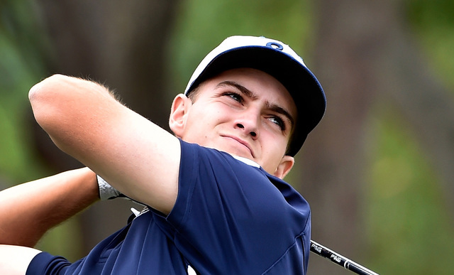 Tanner Johnson, Shadow Ridge: The senior shot 5-over 149 to finish seventh in the Division I state tournament. He finished fifth in the Sunset Region tournament.
