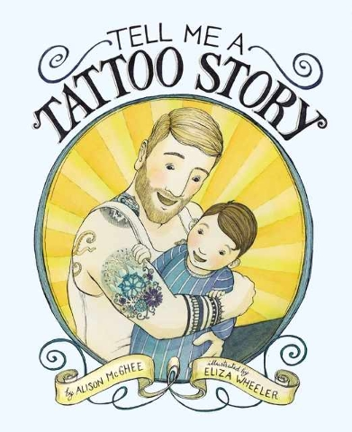 """Tell Me a Tattoo Story"" is a look at a father's tales of tattoos. Special to View"
