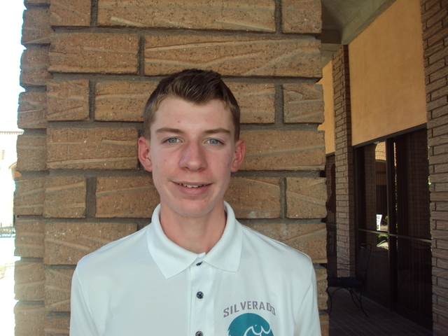 Thomas Kirchner, Sillverado: The sophomore shot 6-over 150 to finish in a tie for eighth in the Division I state tournament. He tied for ninth in the Sunrise Region tournament.