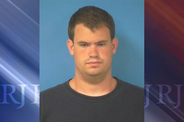 Matthew Benner (Courtesy of the Nye County Sheriff's Office)