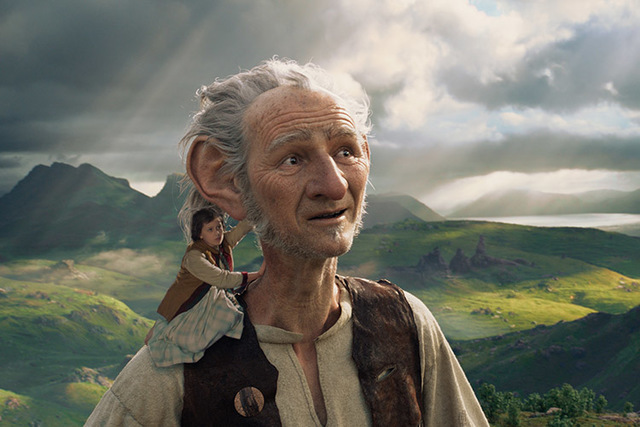 In Disney's fantasy-adventure THE BFG, directed by Steven Spielberg and based on Roald Dahl's beloved classic, a precocious 10-year old named Sophie (Ruby Barnhill) befriends the BFG (Oscar (TM) w ...