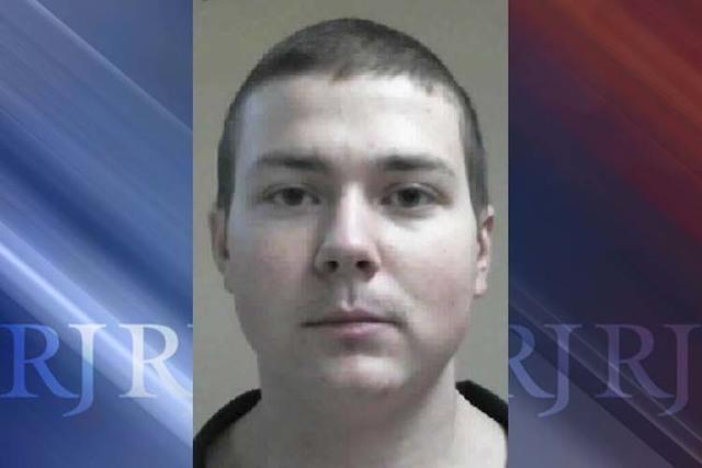 Zachary Tankersley (Nevada Department of Corrections)