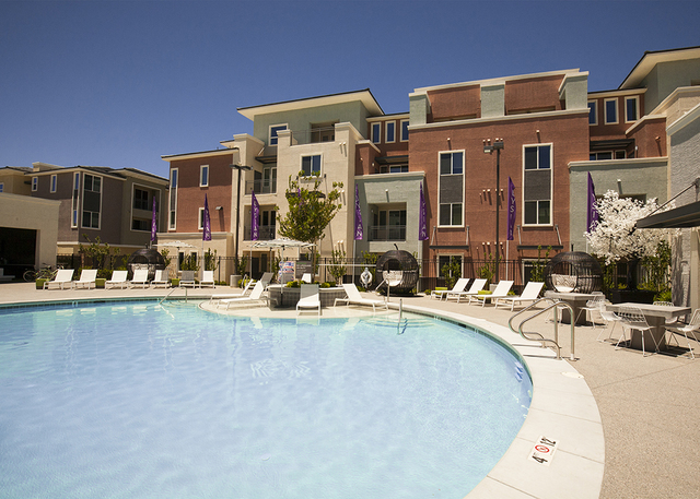 henderson luxury apartment complex builds wellness units
