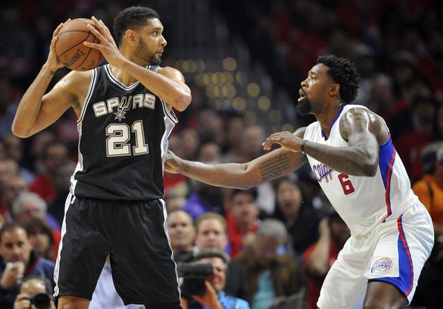 San Antonio Spurs star Tim Duncan retires   Las Vegas Review-Journal