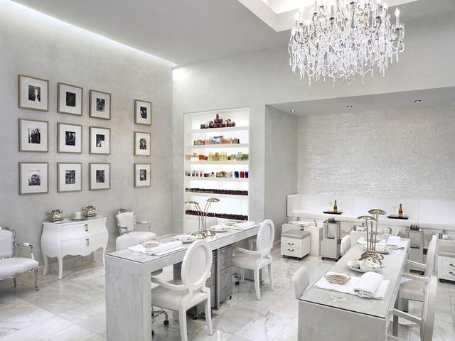 Michael Boychuck's salon Color at Caesars Palace.
