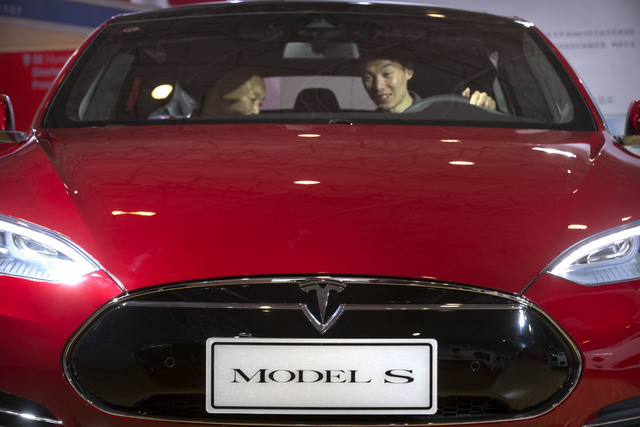valeo north america tapped to work with tesla las vegas review journal valeo north america tapped to work with
