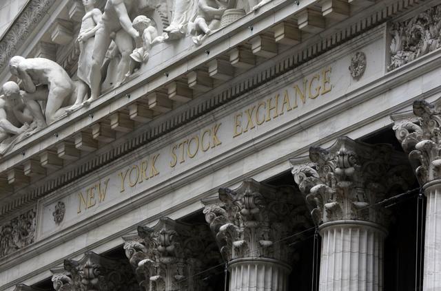 The New York Stock Exchange (Richard Drew/AP)