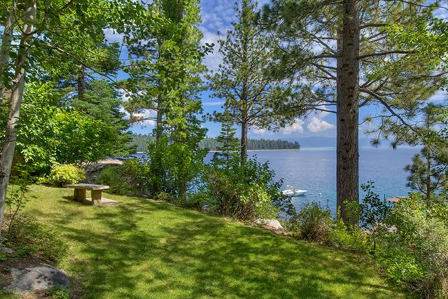 Lake Tahoe's Meek Bay. (Courtesy(
