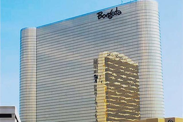 Borgata Hotel Casino & Spa in Atlantic City, N.J. (Wayne Parry/AP)