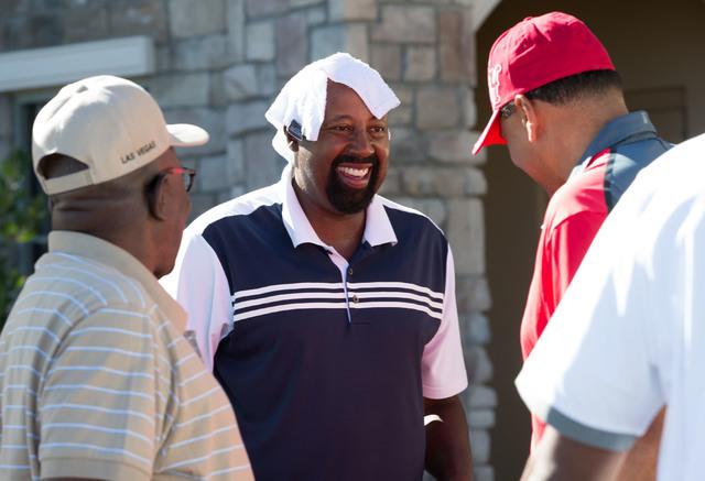 Coach Mike Woodson pictured at  The Coach Woodson Las Vegas Invitational at Southern Highlands Golf Club in Las Vegas, NV on July 22, 2014. Credit: ***HOUSE COVERAGE***  RTNKabik/MediaPunch/IPX