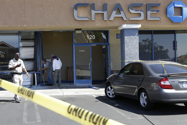 chase bank las vegas locations