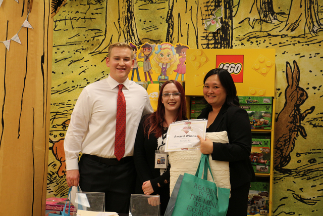 Jocelyne Uy, Faith Lutheran Middle School and High School's Justice & Advocacy Academy director, was honored by Barnes & Noble with the My Favorite Teacher award. The award was based on  ...