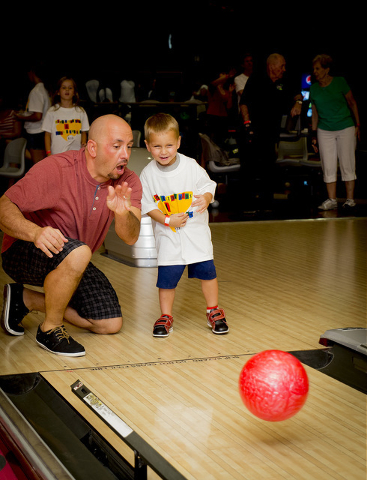 Bowl 4 The Kids is planned for July 30 at the Strike Zone Bowling Center at Sunset Station, 1301 W. Sunset Road. Special to View