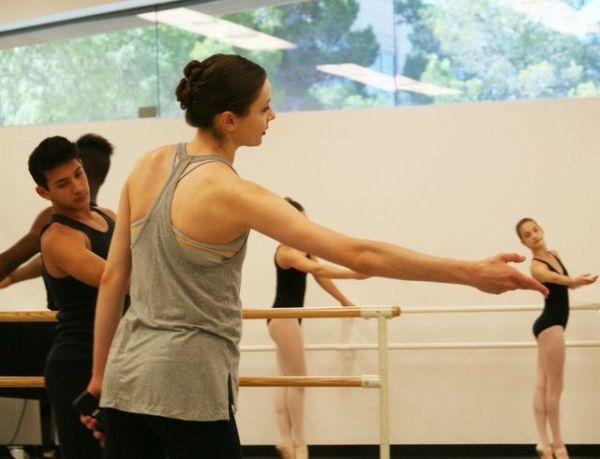Christina Ghiardi goes full circle from student to teacher