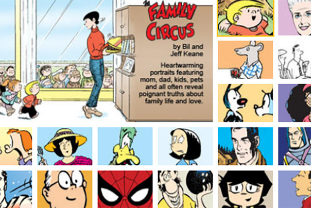 """""""The Amazing Spider-Man"""" and """"The Family Circus"""" will be joined by 10 new titles when the Las Vegas Review-Journal expands its pages, making it the largest comics section in the country. (Las Vega ..."""