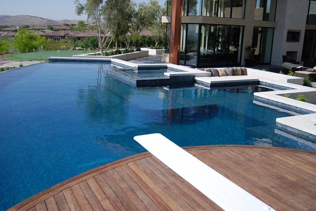 Pool Design Las Vegas   Pool design and Pool ideas