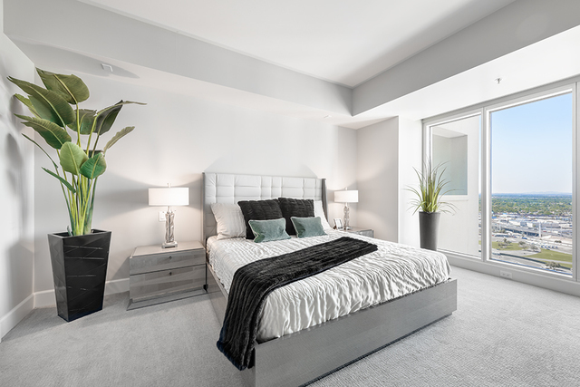 Sky Las Vegas has renovated 64 unsold units with designer finishes. (Courtesy of Luxury Real Estate Lounge)