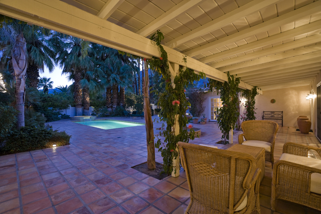 THINKSTOCK A covered patio allows homeowners to enjoy the outdoors during the summer.