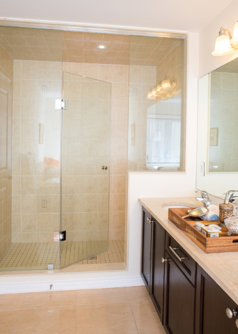 Theres Much To Consider When Installing Frameless Shower Door Las