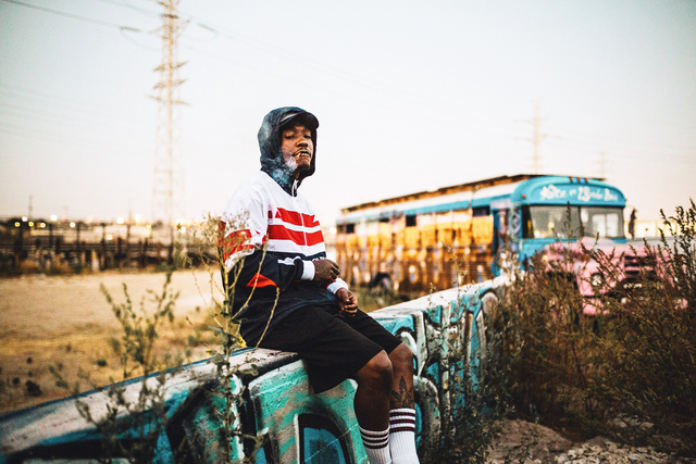Dizzy Wright (courtesy)