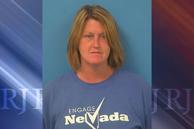 Tina Marie Parks (Nye County Sheriff's Office)