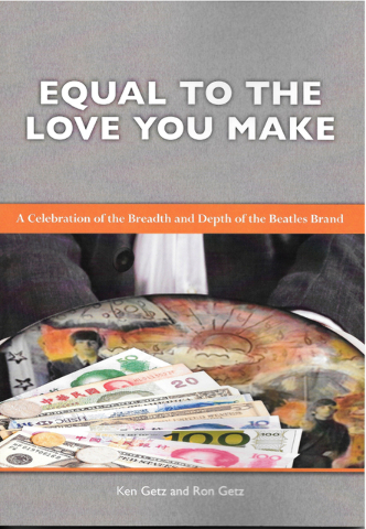 "MGM human resources professional Ronald Getz and his brother Kenneth Getz, an associate professor at Tufts University, teamed to write ""Equal to the Love You Make: A Celebration of the Breadth and ..."