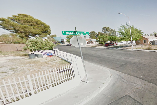 2500 block of Monte Carlo Drive (Google Street View)