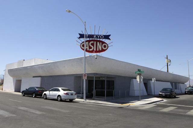 The Tokyo Casino at 600 W. Jackson Ave. is shown on Wednesday,  July 13, 2016. Bizuayehu Tesfaye/Las Vegas Review-Journal Follow @bizutesfaye