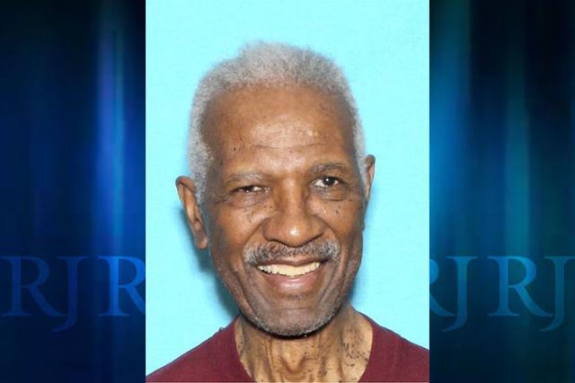Harold Shields, 74. (Las Vegas Metropolitan Police Department)